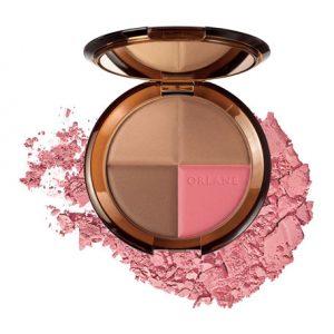 bronzing-powder-Orlane-Shape-roze-bruin-terracotta-blush