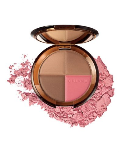 bronzing-powder-Orlane-Shape-roze-bruin-terracotta-blush